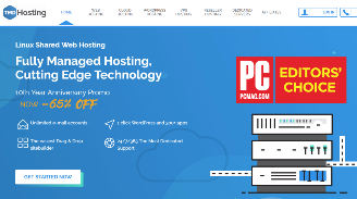 TMDHosting Screenshot